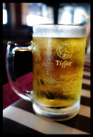 Tiger Beer small