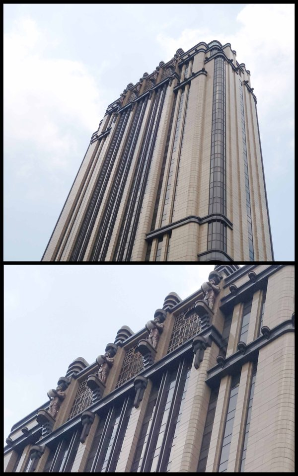 batman building